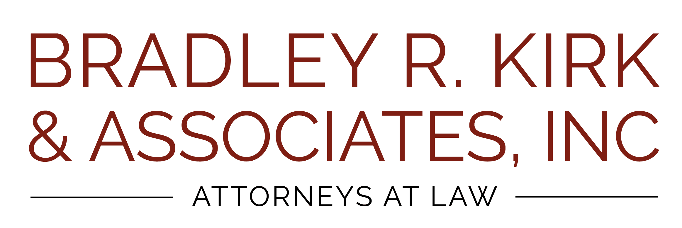 Bradley R. Kirk & Associates, Inc.